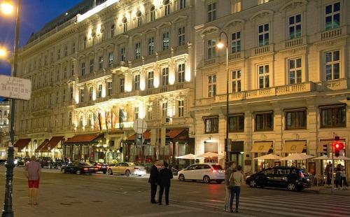 Hotel Sacher, 2013 / fot.  Mundus Gregorius