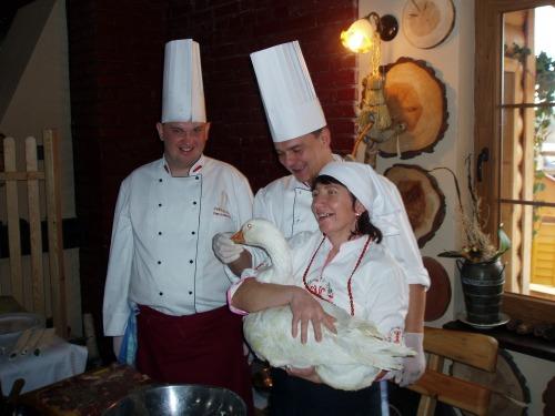 Gęsina gości w polskich restauracjach