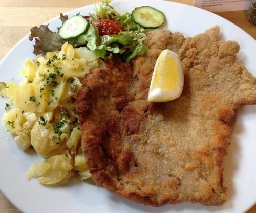 Wiener Schnitzel / fot. elix borchers