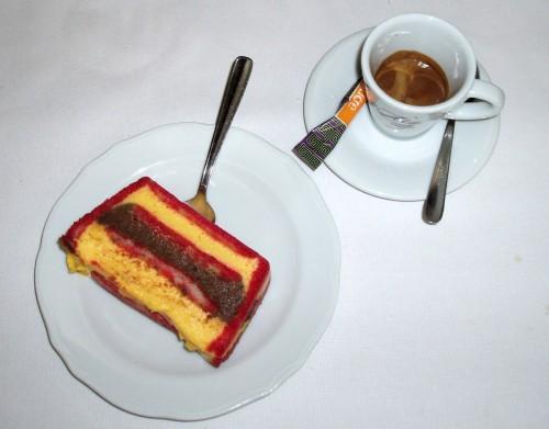 Zuppa Inglese i espresso