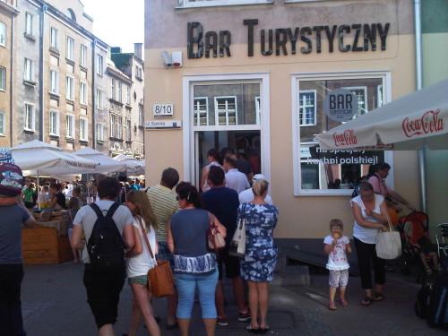 Bar Turystyczny w Gdańsku