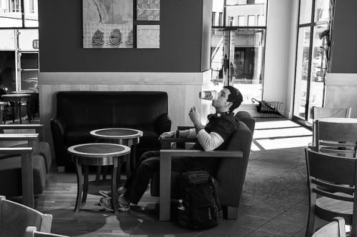 Starbucks / Benjamin Stäudinger