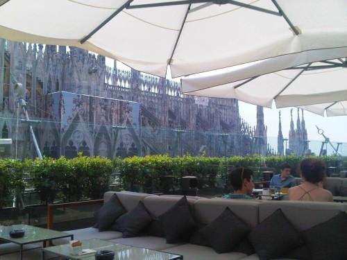 Maio, widok na katedrę Duomo,