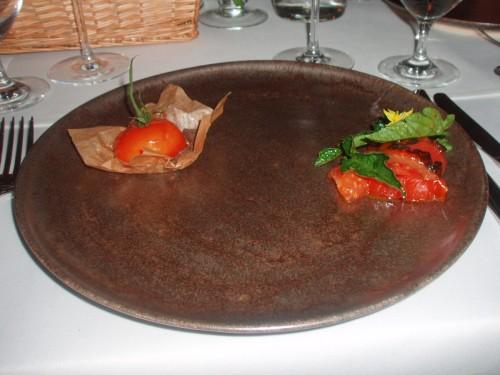 Foie gras, Biały Królik