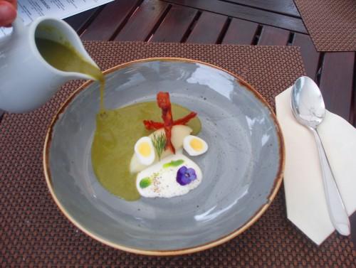 Zupa szczawiowa - A nuż, widelec