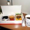 Śniadanie w pociągu