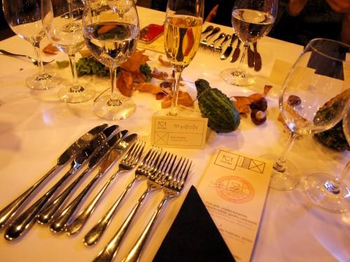 Kolacja - prezentacja jesiennego menu w restauracji Ernesta Jagodzińskiego, Cucina, Poznań