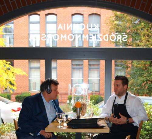 Wywiad z Ernestem Jagodzińskim, Cucina, Poznań