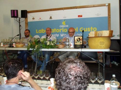 Cheese 2015 - konferencja dla prasy