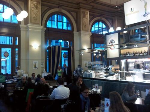 Brasserie Federal, Zurych
