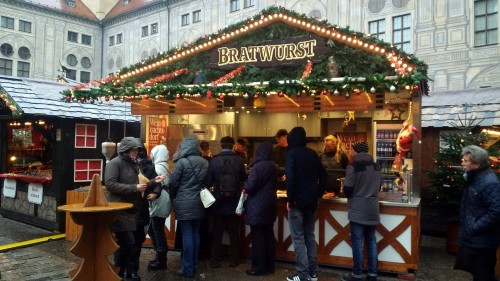 Jarmark w Monachium