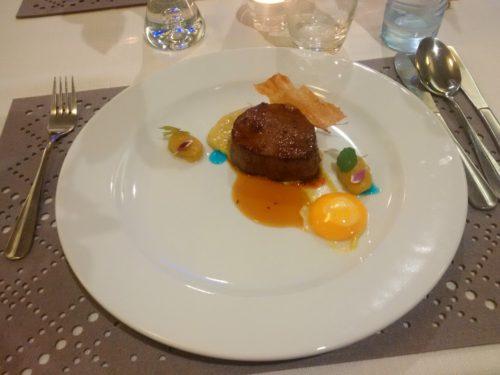 Chateaubriand z szynkowaru (Żabusia)