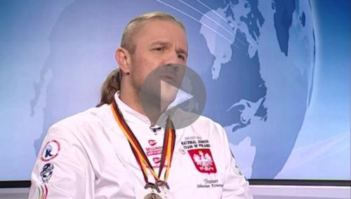 Sebastian Krauzowicz - wywiad