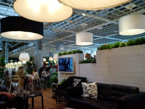 Niedziela w Ikei