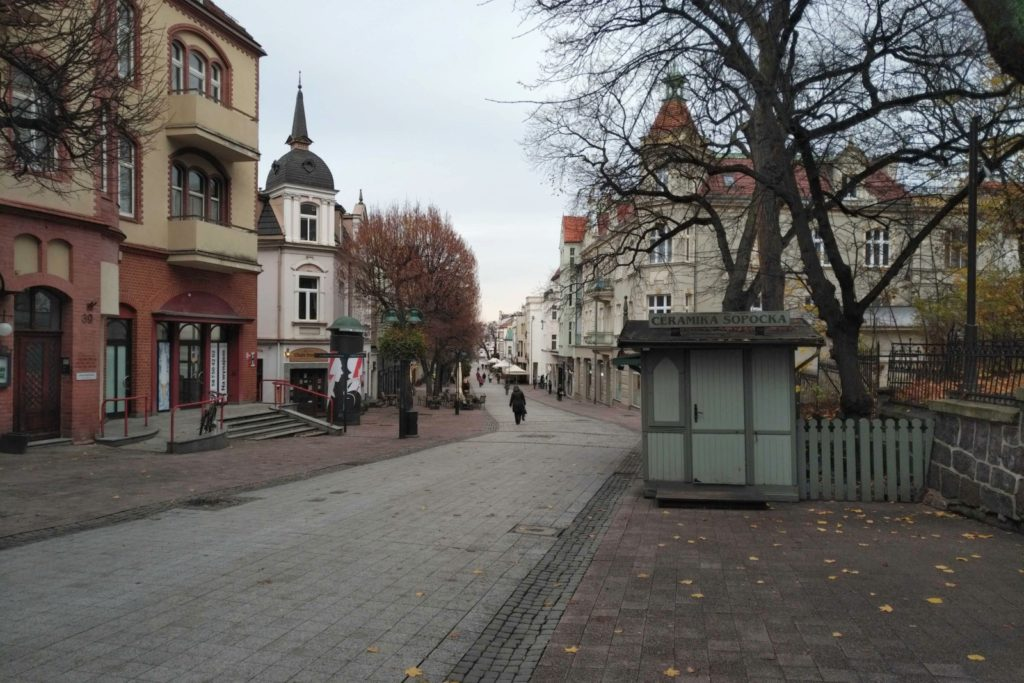 Sopot, 2020