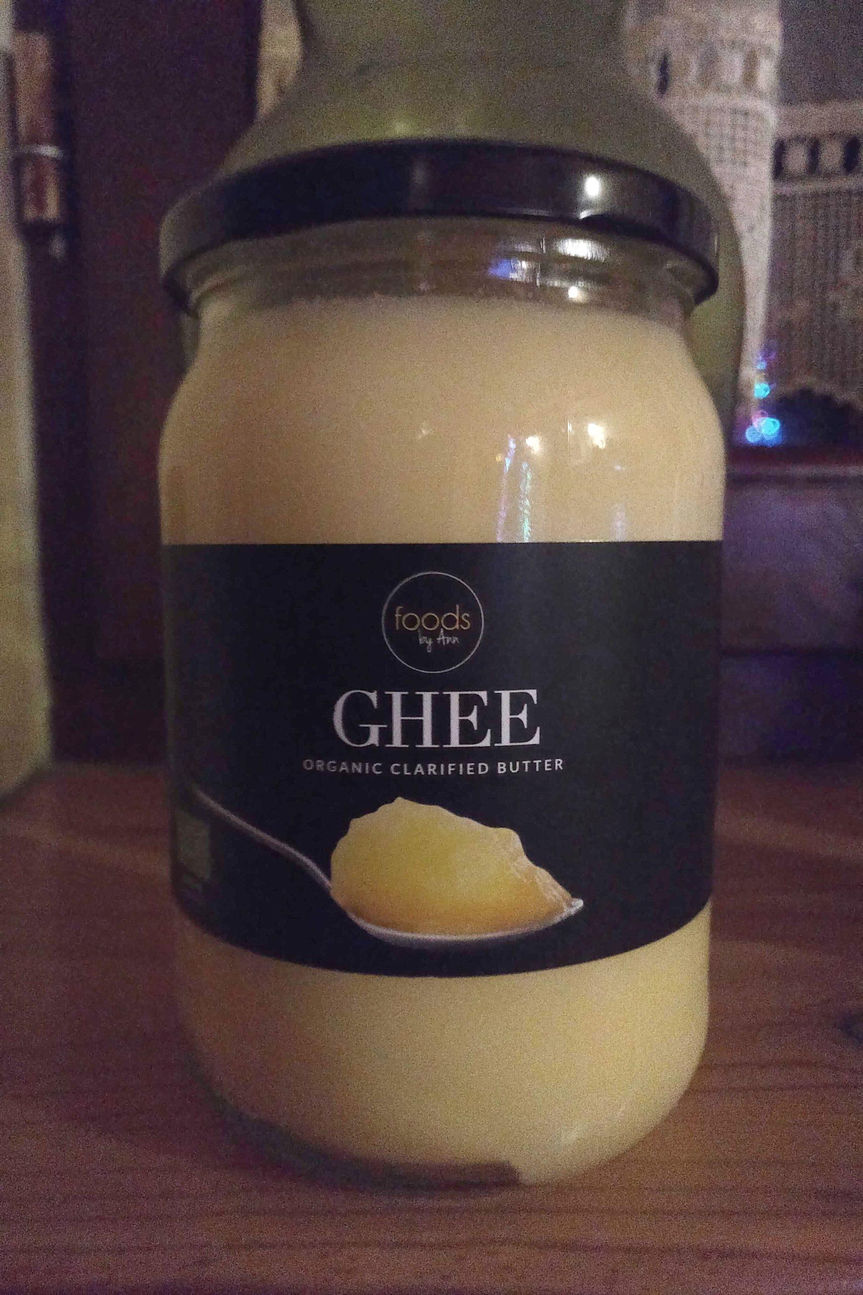 Klarowane masło marki Anny Lewandowskiej