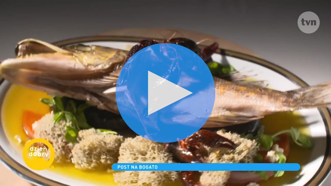 Postna kuchnia staropolska - ciekawsza od współczesnej? - kadr z materiału DDTVN