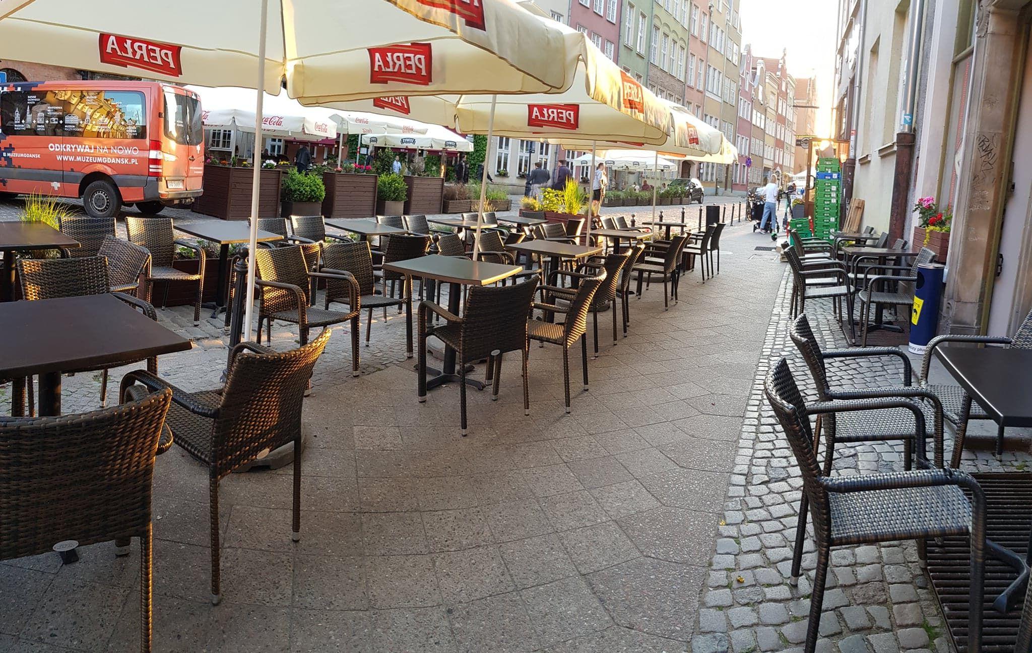 Chlebnicka w Gdańsku w Boże Ciało