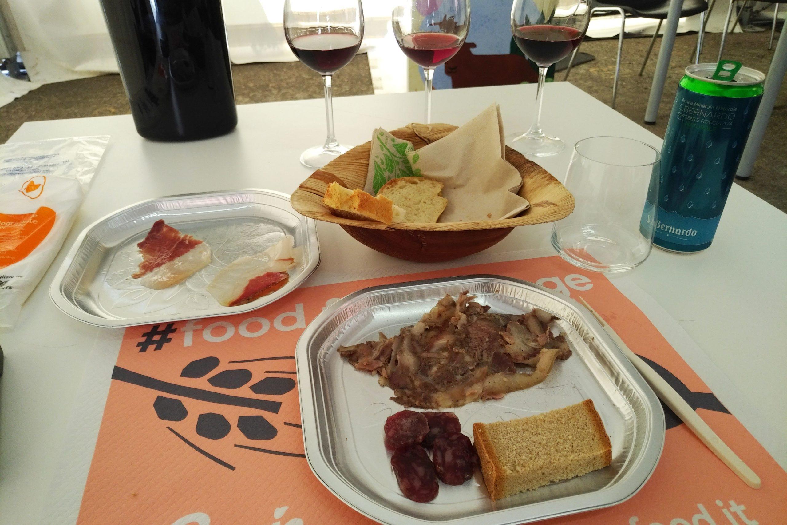 Soppressata i suszona kiełbasa zdodatkiem czerwonego wina, Cheese 2021